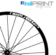 Mavic EX729 & 721 Rim Stickers/Decals